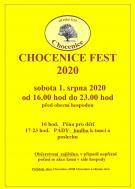 CHOCENICE FEST 2020 1